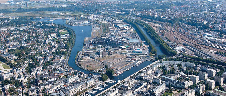 Caen for Piscine caen